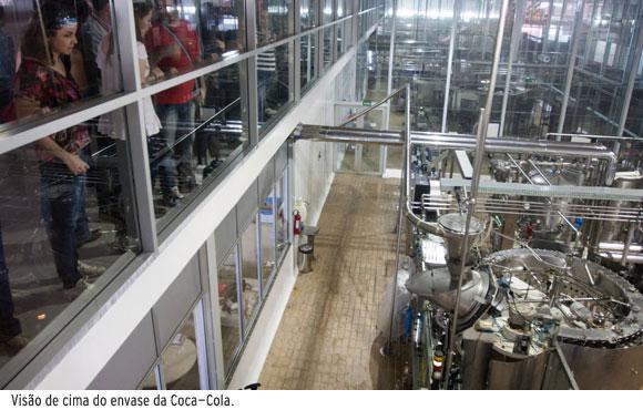 Conhecendo a 1 39 f brica verde 39 da coca cola for Ofertas de empleo en fabricas