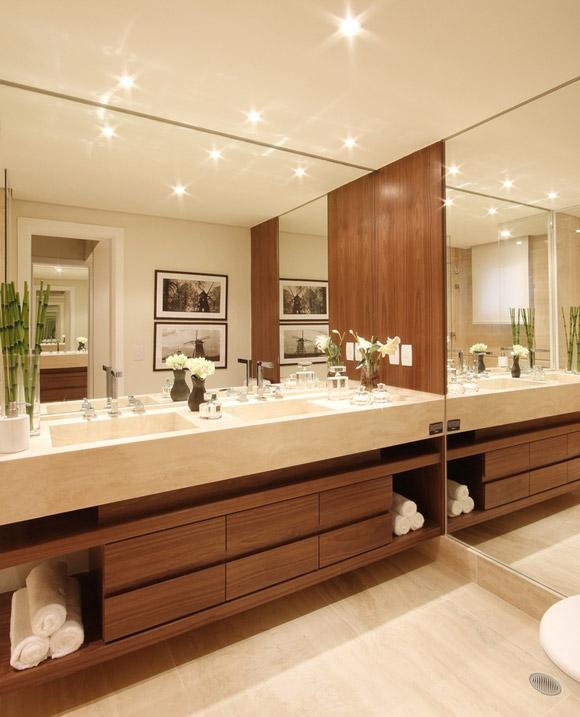Cinq décor Banheiros • Elfinhacom -> Pia Para Banheiro Amarela