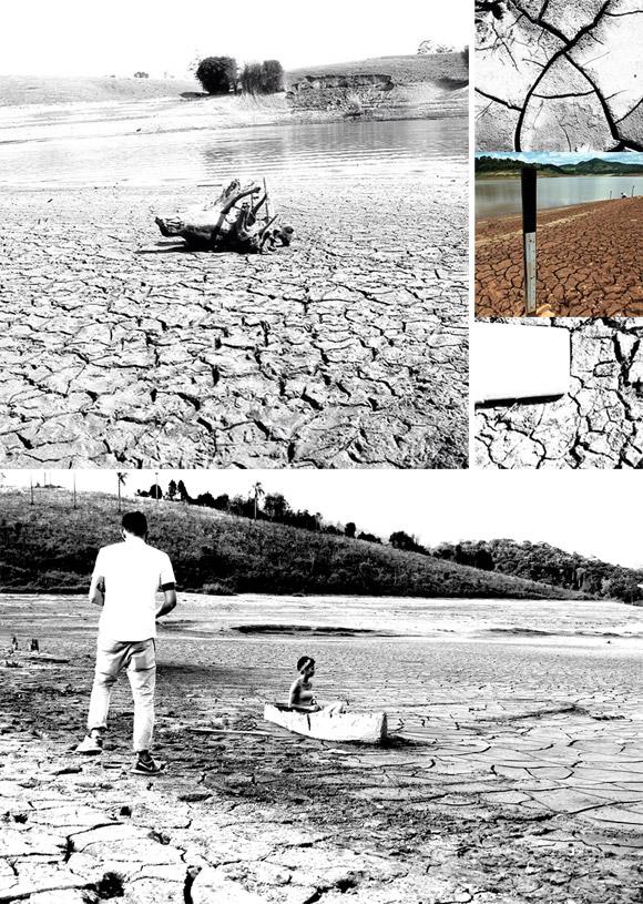 Economizar água - Voz da seca