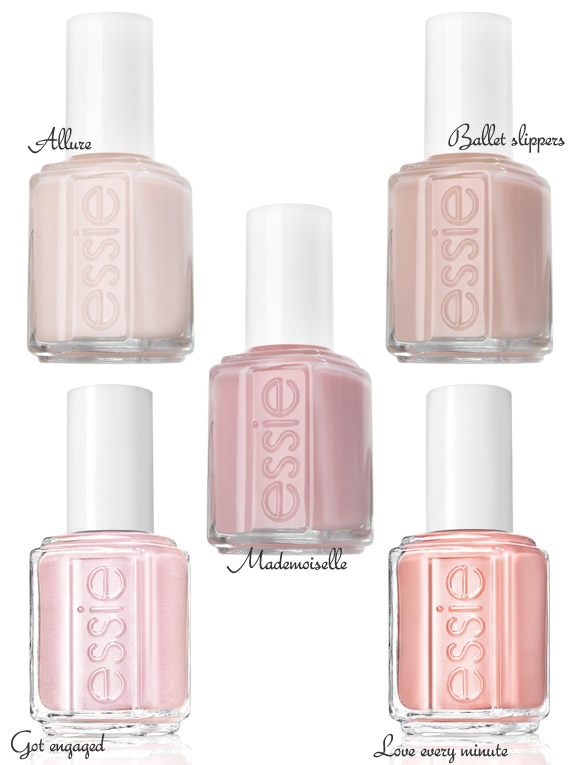 Essie Bridal Collection