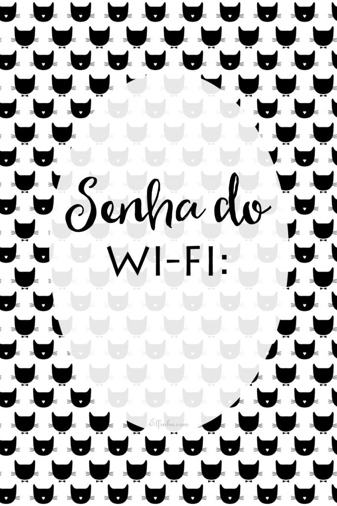 quadro-senha-wifi-gatinhos