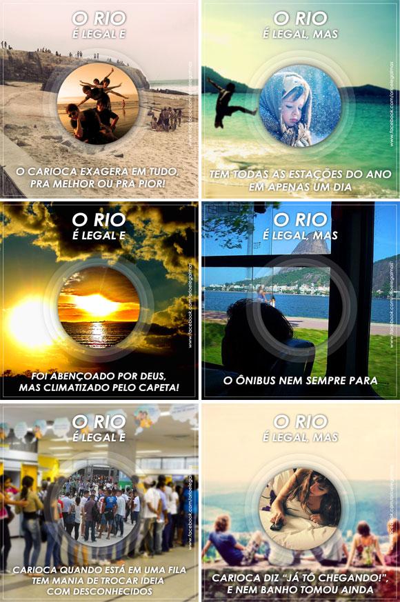 dicas pra curtir o Rio - O Rio é legal