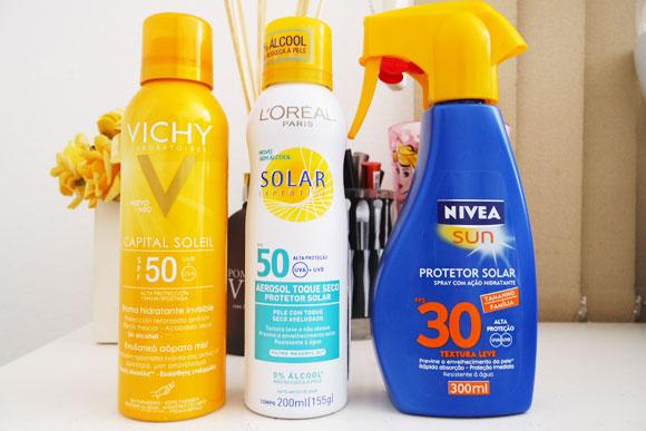 protetor solar favorito