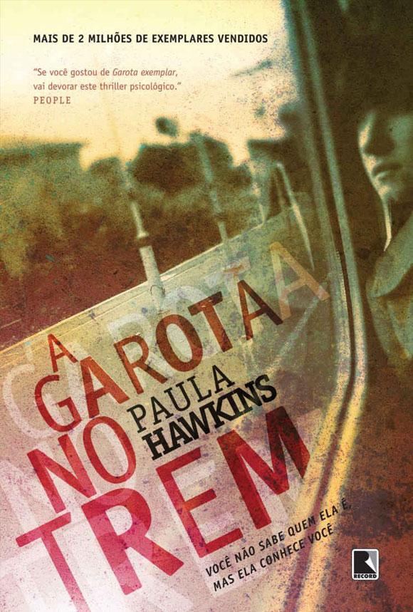 livros que vão virar filme: A garota do trem