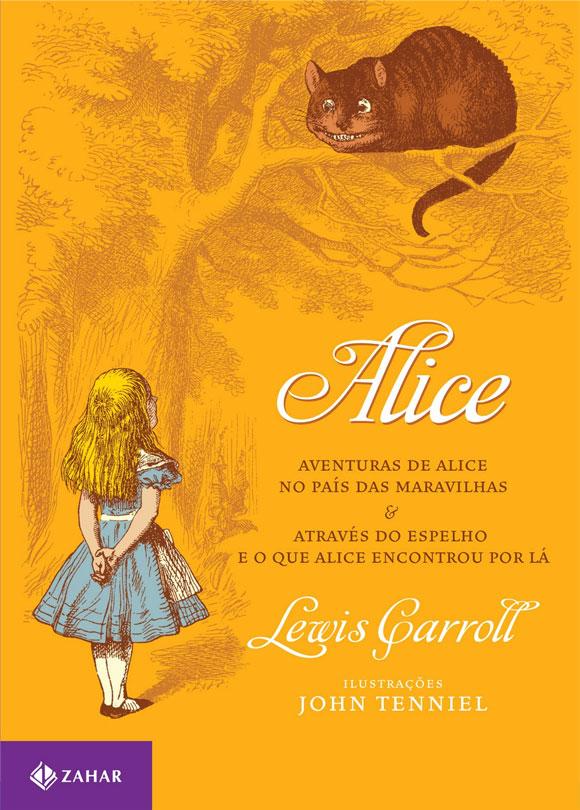 livros que vão virar filme: Alice através do espelho