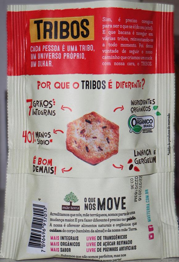Pacote Tribos Tomate e Manjericão