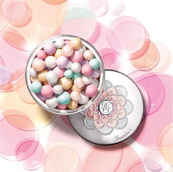 meteorites pearls guerlain minha maquiagem mais cara