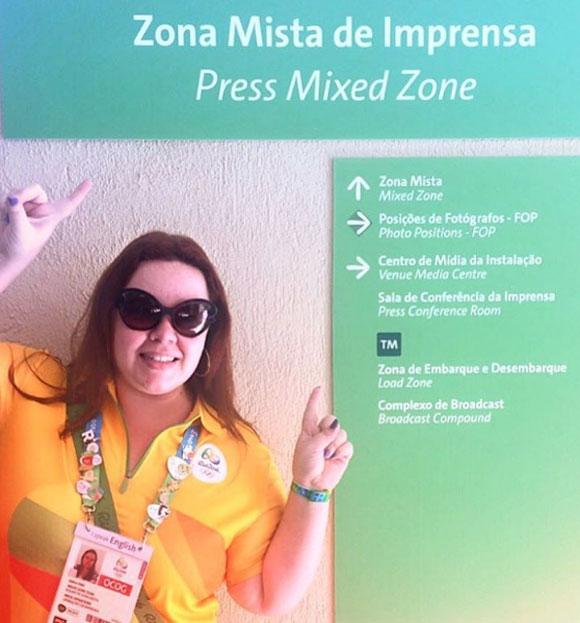 Rio2016 voluntaria-zonamista