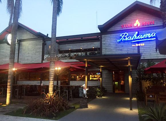 Bahamas Steakhouse Fachada