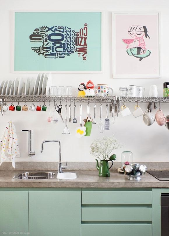 menta -kitchen-cozinha-verde